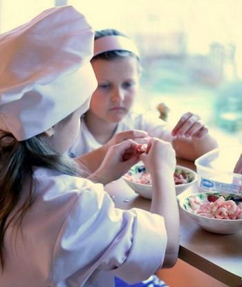 Игры для детей кулинария